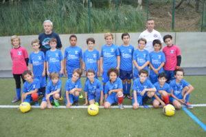 Ecole de foot Croisés de Bayonne - U11b