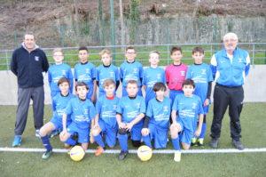 Ecole de foot Croisés de Bayonne - U13C