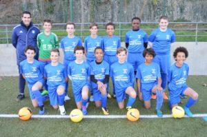 Ecole de foot Croisés de Bayonne -U13a