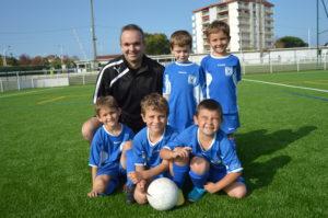 Ecole de foot Croisés de Bayonne U6-U7
