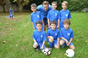 Ecole de foot Croisés de Bayonne-U7