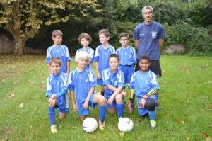 Ecole de foot Croises de bayonne - U9