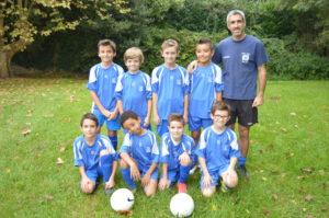 Ecole de foot Croisés de Bayonne - U9