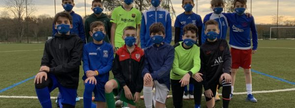 Football: Gestion COVID